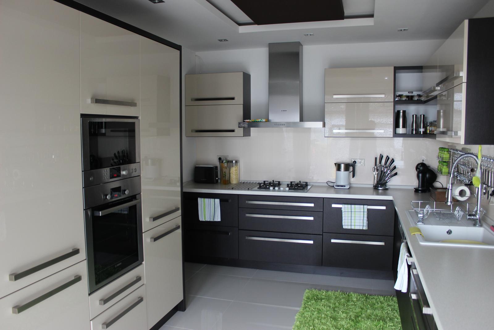 Naša kuchyňa :) - Obrázok č. 1