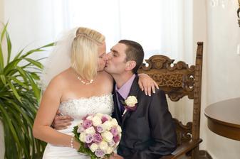 a jsme manželé!! ♥