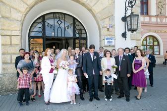 všichni svatebčané :-)