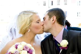 novomanželé ♥