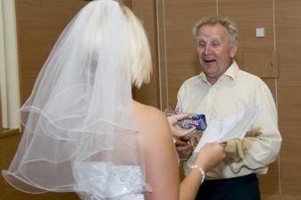 svatební tombola - Výlet do Tater (tatranky) :-)