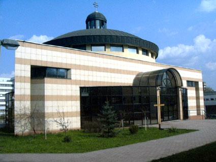 Zdenka a Adrik - kostol