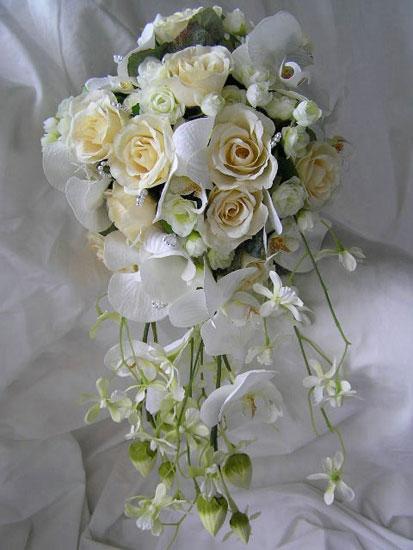 Zdenka a Adrik - svadobna kytica 1