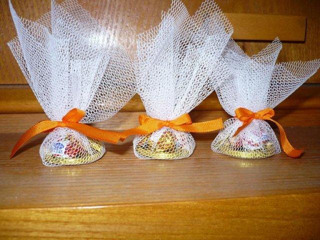 Moje malé predstavy - darčeky pre hostí, už hotové