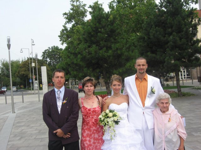 Iveta{{_AND_}}Peťo - moja sestra s manželom