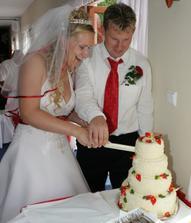 krajeni dortiku