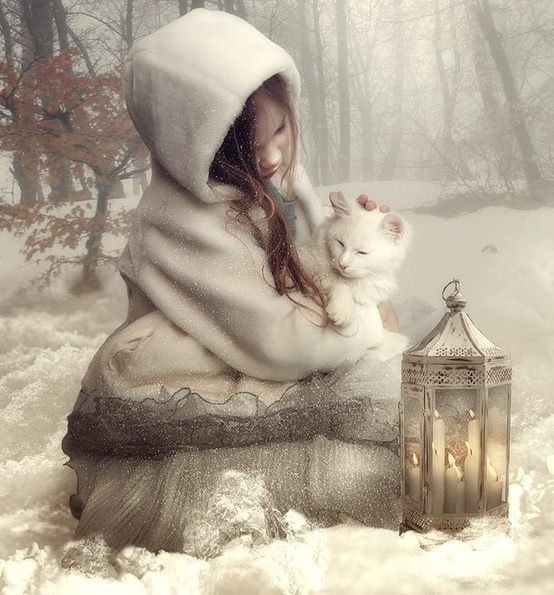 Aj zima má svoje čaro  - inšpirácie :) - Obrázok č. 2