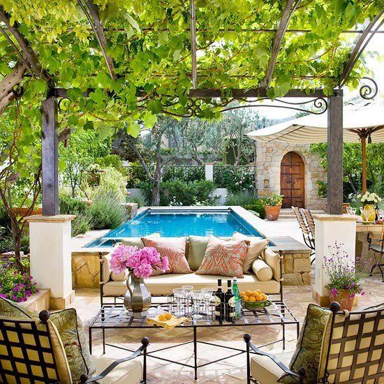 Dom,dvor ,balkon,terasa,zahrada,pláž ,leto inšpirácie :) - Obrázok č. 15
