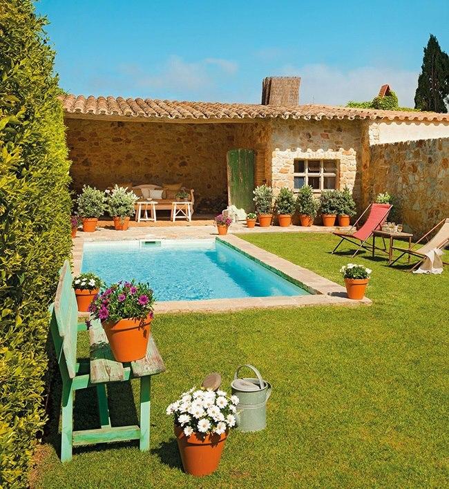 Dom,dvor ,balkon,terasa,zahrada,pláž ,leto inšpirácie :) - Obrázok č. 17