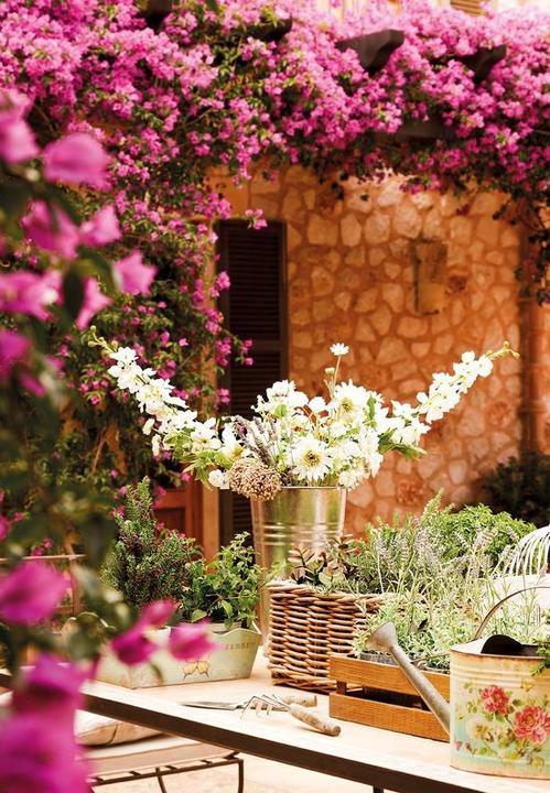 Dom,dvor ,balkon,terasa,zahrada,pláž ,leto inšpirácie :) - Obrázok č. 99
