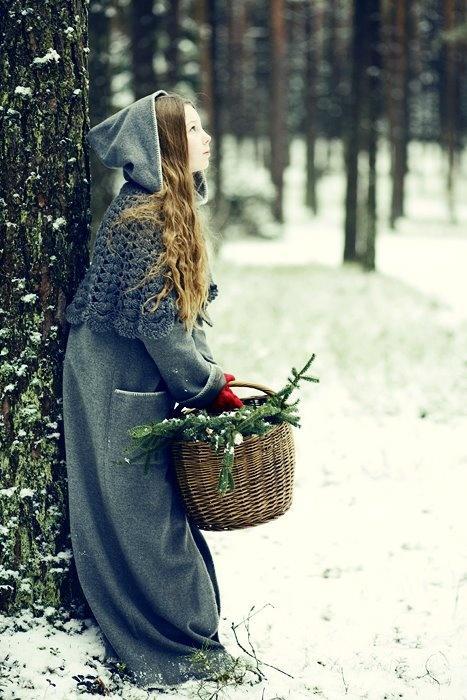 Aj zima má svoje čaro  - inšpirácie :) - Obrázok č. 22