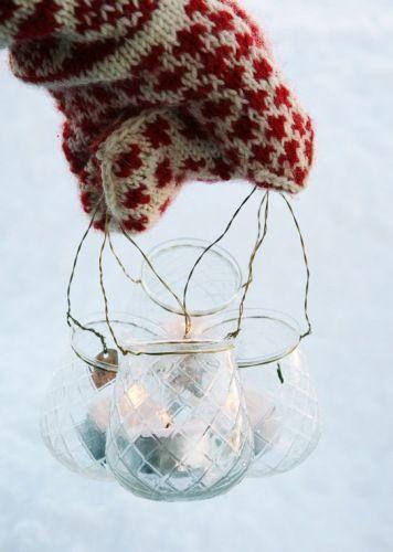 Aj zima má svoje čaro  - inšpirácie :) - Obrázok č. 32