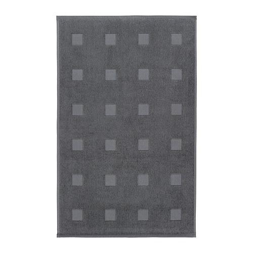 Niečo čo sa nám páči-niečo čo inšpiruje nás a možno aj vás :) :):) - SKOGHALL Kúpeľňová predlożka, šedá 50x80cm - € 4,99