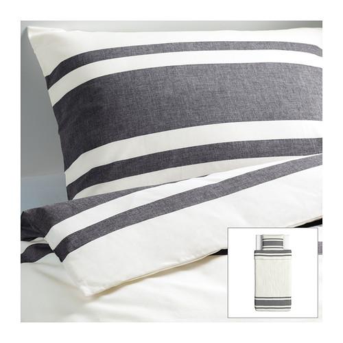 Niečo čo sa nám páči-niečo čo inšpiruje nás a možno aj vás :) :):) - BJÖRNLOKA Posteľné obliečky, čierna biela, čierna € 24,99-100% bavlna-