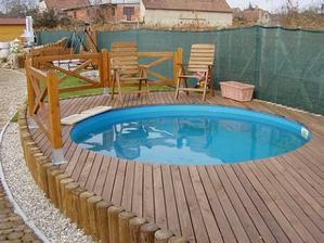 takýto bazénik na leto