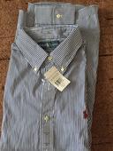Značková košeľa RL, XL