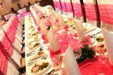 růžová tabule