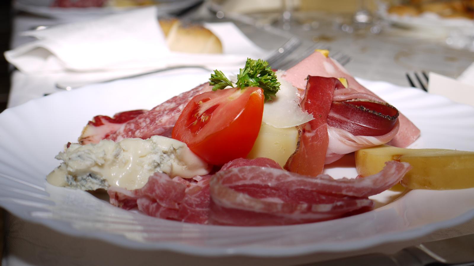 kvetaszenkova - výběr italských uzenin a sýrů