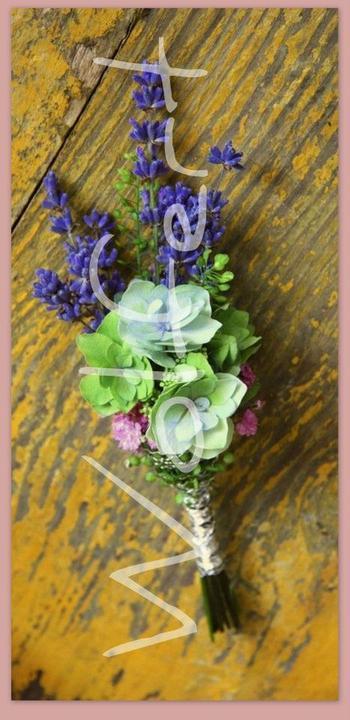 Květinová výzdoba - Obrázok č. 10