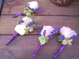 Květinová výzdoba - Obrázok č. 35