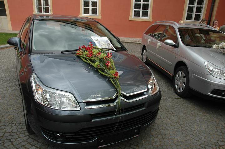 Autocorso něvěsty i ženicha - Obrázok č. 82