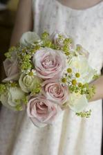 růže, heřmánek, kontryhel