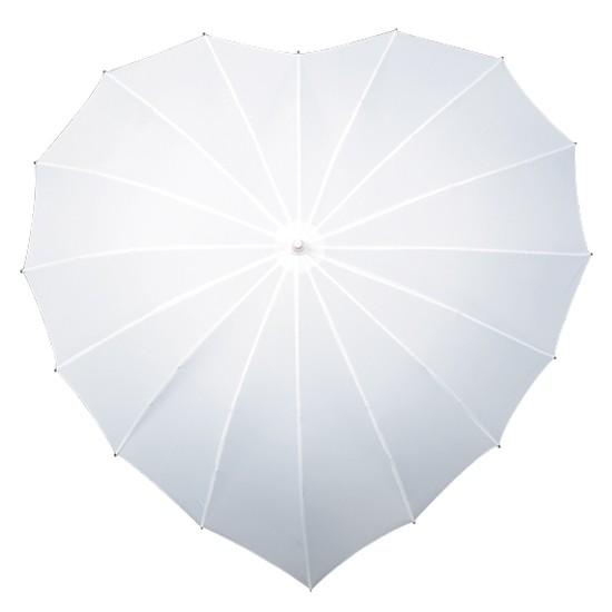 Holky, nevíte, kde bych sehnala tenhle srdcový deštník, ale průhledný? Tak trochu je to nečekaný problém :( - Obrázek č. 1