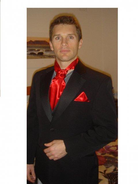 Moje pripravy - tuxedo