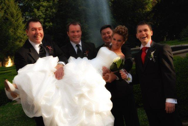 Mrs.Tennant{{_AND_}}Mr. Tennant - manzelovy 3 groomsmen