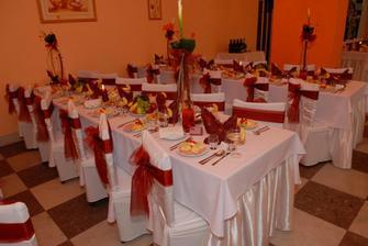 dekoracia stolov