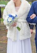 Společenský svatební kožišek, 38