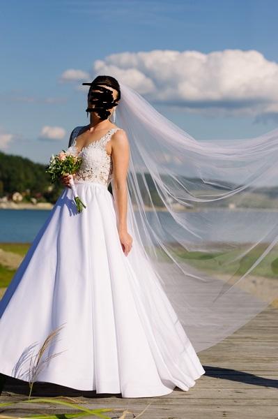 Svadobné šaty zn. Natasha Azariy - Obrázok č. 1