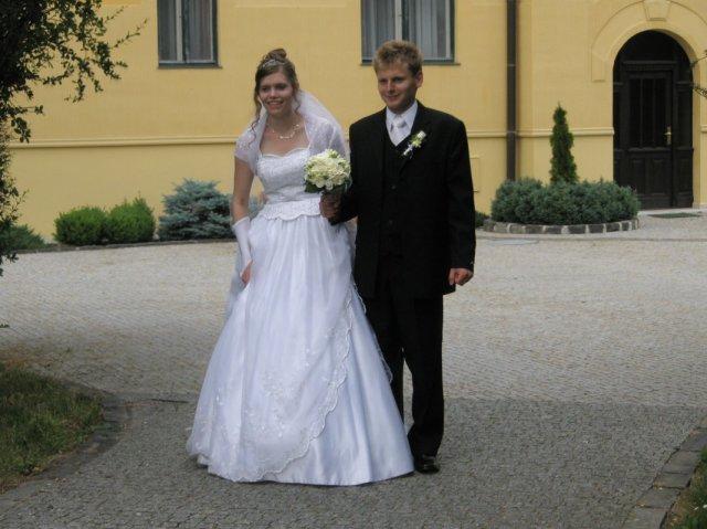 Magdalena Laktišová{{_AND_}}Marcel Chren - svadobne my dvja milackovia