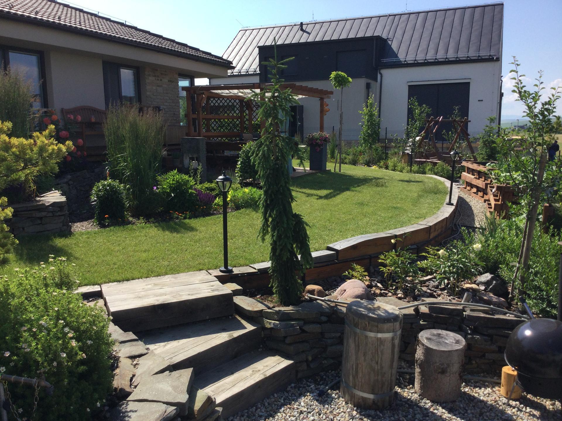 Záhrada po 2 rokoch ... - Obrázok č. 16