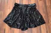 Společenská sukně s flitry, 52