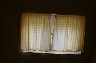 Malebné okénko v koupelně ;-)