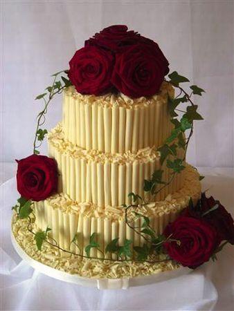 Naše náměty a nápady - krásný dort
