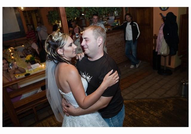 Radka{{_AND_}}Tomáš - náš první novomanželský tanec