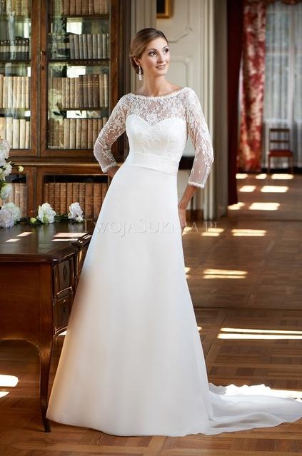 Svatební šaty -inspirace - Obrázek č. 50