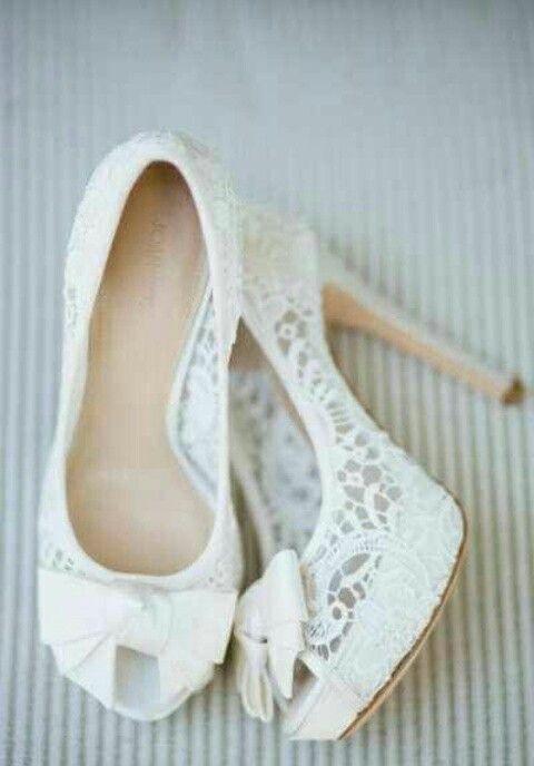 Svatební boty - inspirace - Obrázek č. 1