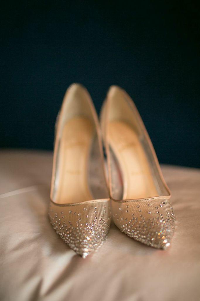 Svatební boty - inspirace - Obrázek č. 8