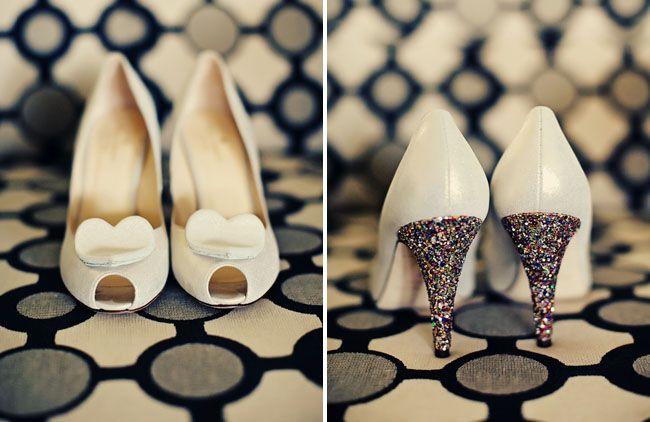 Svatební boty - inspirace - Obrázek č. 15