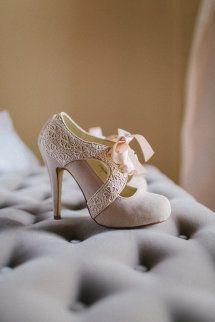 Svatební boty - inspirace - Obrázek č. 18