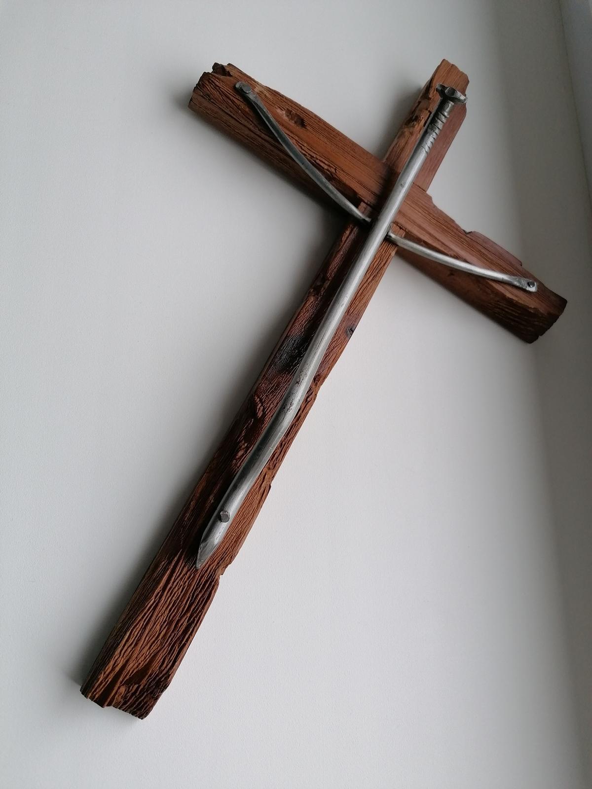 Svadobný krížik - Obrázok č. 3