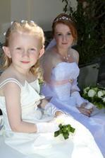 s dcerkou