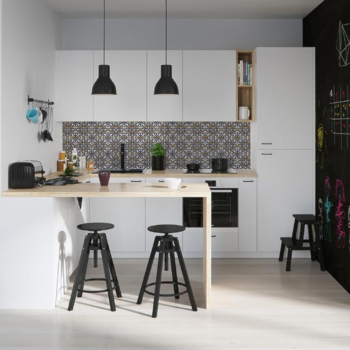 25 nov ch vzor omyvateln tapety do kuchyn i koupelny - Barra americana cocina ikea ...