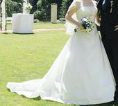 Svatební šaty vel. 36-40 , 38