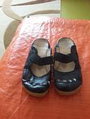 Letní boty ve stylu dřeváků, 40