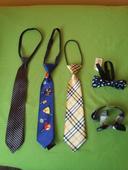 Dětské kravaty a motýlci,