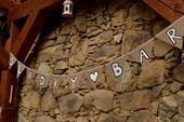 Girlanda - Sladký bar,